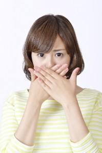 膿汁が口臭の原因に