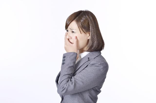 81%が接客業の人から口臭がした経験が「ある」