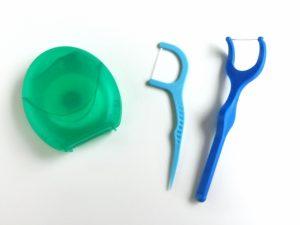 フロス・歯間ブラシ