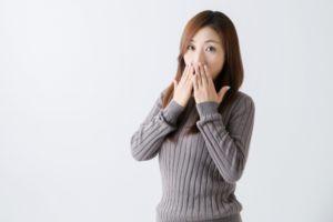 蓄膿症・鼻炎での口臭