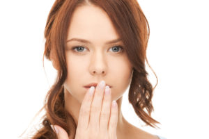 92%が「自分ではわからないけど口臭があるかも」と回答