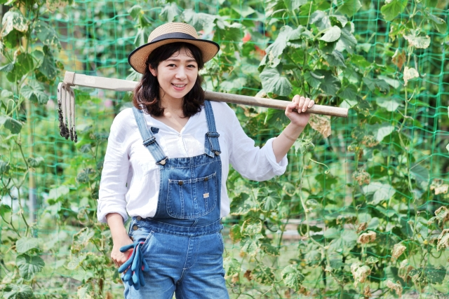 オーガニック農産物に付加価値をつけて販売したい農家さん